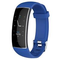 Waterbestendig Bluetooth Fitness Activity Tracker KH20 - Blauw