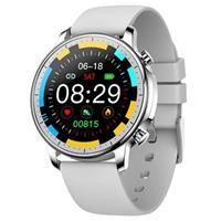 Waterproof Smartwatch Met Hartslagmeter V23 - Grijs