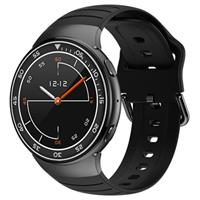 Borderless Series Waterbestendig Bluetooth Smart Watch YD1 - Zwart