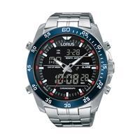 Lorus RW623AX9 Stylish Analogue/Digital Chronograph Watch