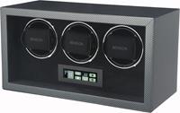benson Compact Triple 3.CF Watchwinder