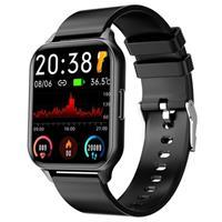 Waterbestendig Smartwatch met Hartslag Q26 - Zwart