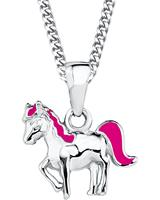 Prinzessin Halskettingen in 925 Sterling zilver, roze, voor Meisjes, 4056867005142, EAN: 2018177
