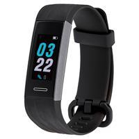 Medion Life Fitness Tracker S3900 Hartslagmonitor Slaapregistratie Stappenteller Stopwatch Waterbestendig
