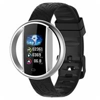 Waterbestendig Bluetooth Activity Tracker E99 - IP67 - Zilver
