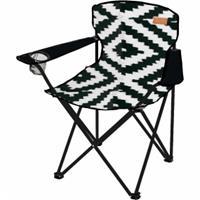 Vouwstoel Madison Zwart/Wit