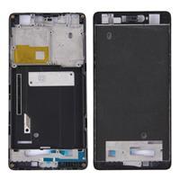 Xiaomi Mi 4c Front Housing LCD Frame Bezel(Black)