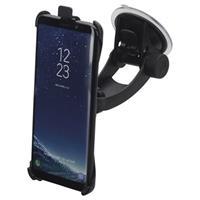 PERFEKT FIT Traveler Kit Smartphone Houder Samsung Galaxy S8+