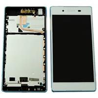 Sony Xperia Z3+ Voorkant Cover & LCD Display - Wit