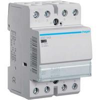 Hager ESC443 - Installation contactor 230VAC 3 NO/ 1 NC ESC443