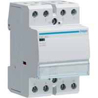 Hager ESC463 - Installation contactor 230VAC 4 NO/ 0 NC ESC463