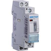 Hager ERD216 - Installation relay 24VAC ERD216