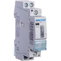 Hager ERL216 - Installation relay 8...12VAC ERL216