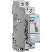 Hager ERL218 - Installation relay 8...12VAC ERL218