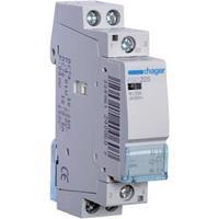 Hager ESD225 (12 Stück) - Installation contactor 2 NO/ 0 NC ESD225