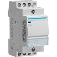 Hager ESC325 - Installation contactor 230VAC 3 NO/ 0 NC ESC325
