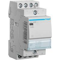 Hager ESC426 (6 Stück) - Installation contactor 230VAC 0 NO/ 4 NC ESC426