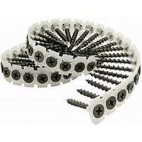 Senco bandschroef PH zwart fijne draad 25 mm