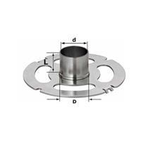 Festool KR-D 30,0/21,5/OF2200 Kopieerring Extra Lang voor OF 2200 - 497453