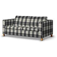 IKEA zitbankhoes/ overtrek voor Karlanda slaapbank, kort