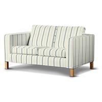 IKEA zitbankhoes/ overtrek voor Karlanda 2-zitsbank, kort