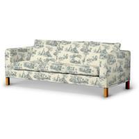 IKEA zitbankhoes/ overtrek voor Karlanda 3-zitsbank, kort