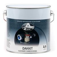 OAF Dak Reparatiepasta (Bitumen) 2,5 ltr