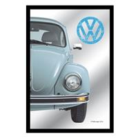 Fiftiesstore VW Beetle Green Mirror