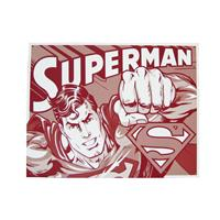 Fiftiesstore Metal Poster - DC Comics - Superman