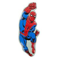 Fiftiesstore Spider-Man Die Cut Embossed Metalen Bord