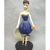 Fiftiesstore Barbie Beeldje 1964 Gay Parisiene