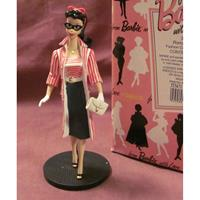 Fiftiesstore Barbie Beeldje 1959 Roman Holiday