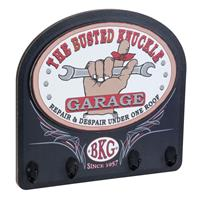 Fiftiesstore The Busted Knuckle Garage Sleutelrek