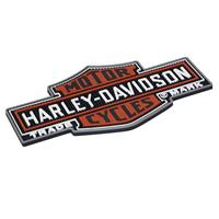 Fiftiesstore Harley-Davidson Nostalgic Bar & Shield Beverage Mat