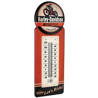 Fiftiesstore Harley-Davidson H-D® Motorcycles Thermometer