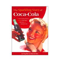 Fiftiesstore The Sparkling Story of Coca-Cola Boek, Hardcover