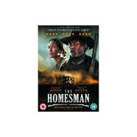 The Homesman DVD