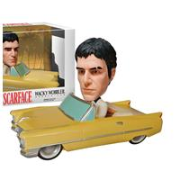 Fiftiesstore Scarface Tony in64 Cadillac Convertible Wacky Wobble Rides