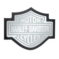 Fiftiesstore Harley-Davidson Bar & Shield Spiegel