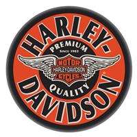 Fiftiesstore Harley-Davidson Winged Bar & Shield Barkruk