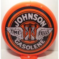 Fiftiesstore Johnson Gasolene Benzinepomp Bol