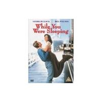 While You Were Sleeping DVD