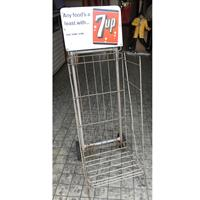 Fiftiesstore 7up Cart - Origineel