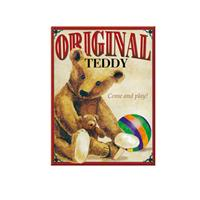 Fiftiesstore Original Teddy Magneet