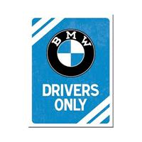 Fiftiesstore BMW Drivers Only Magneet