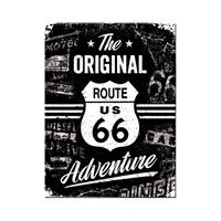 Fiftiesstore The Original Route 66 Magneet