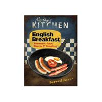 Fiftiesstore English Breakfast - Marthy's Kitchen Magneet