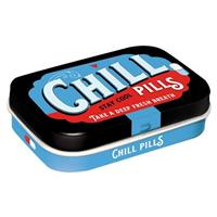 Chill Pills Pepermunt Blik