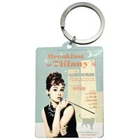 Fiftiesstore Breakfast at Tiffany's Sleutelhanger