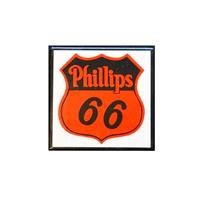 Fiftiesstore Phillips 66 Magneet